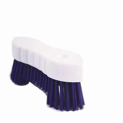 Multi Surface Blue Scrubbing Brush, for cleaning tough  [CX03240]