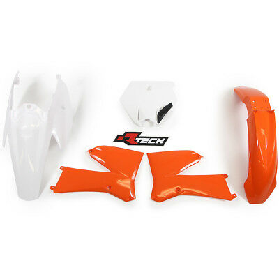 Racetech NEW Mx KTM 85 SX 06-12 RTECH OEM '11 Motocross Dirt Bike Plastics Kit
