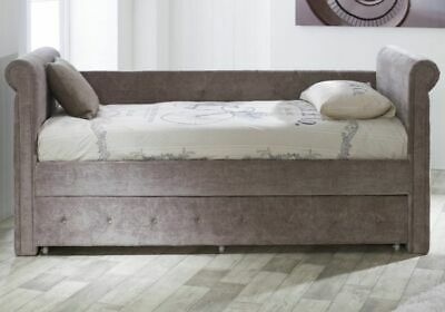 Ella Mink daybed with trundle  new by order