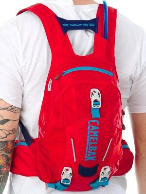 Camelbak Racing Red-Pitch Blue 2017 Skyline LR 10 Low Rider - 3 Litre Hydration