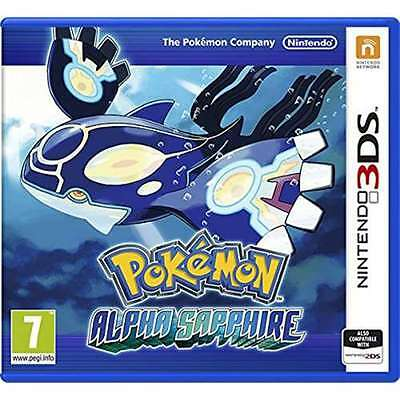 Pokemon Alpha Sapphire - Nintendo 3DS - new and sealed