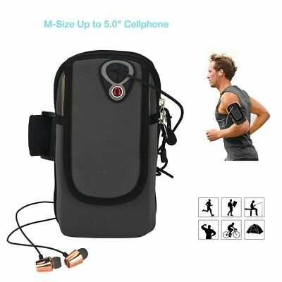 Running Armband Phone Holder, ieGeek Sweat-Free Sports Armband Bag for iPhone Up
