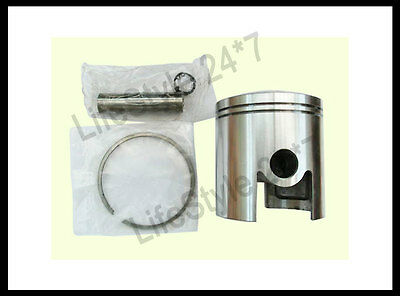 200cc Piston Kit 66mm x 1.5 Rings For Lambretta GP-LI-SX-TV