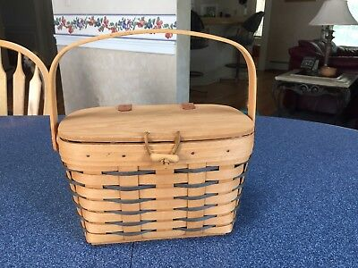 Longaberger: Medium Purse