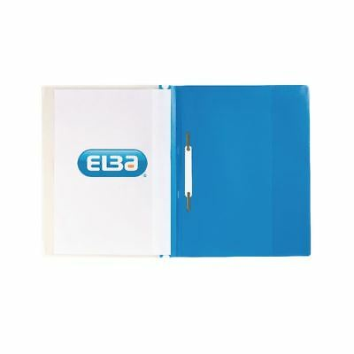 Elba A4 Blue Pocket Report File Pack of 25 400055037 [DB257906]