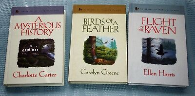 Guideposts: Mysteries of Sparrow Island - 3 book bundle