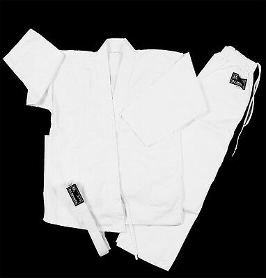 NEW Carate Suit Standard Karate Suit Size .110 Bis 200 Martial Arts