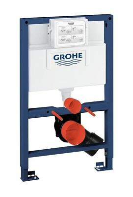 Grohe Rapid SL Concealed cistern 820 mm Height with/without Push plate