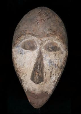 Old Tribal Bulu Monkey Mask Cote di Voire......Fest- gb318
