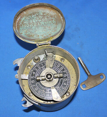Vintage Mechanical time switch;