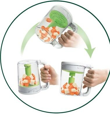 Philips Avent Combined Baby Food Steamer & Blender (rpr £98), free meal planner