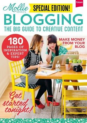 BLOGGING from MOLLIE MAKES - SOLD OUT COLLECTOR'S ISSUE