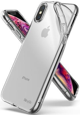For iPhone X 10 | Ringke [AIR] Lightweight Soft Flexible Protective Case Cover