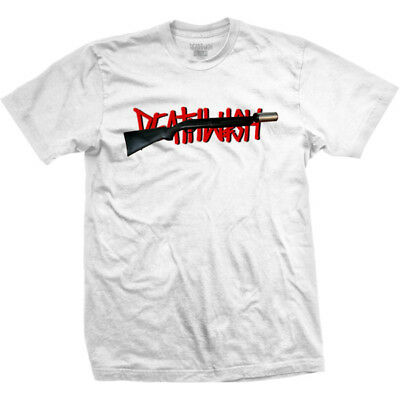 DEATHWISH Skateboards T-Shirt *Street Sweepers*, weiss, Gr. L