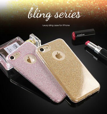 Samsung J5-2016 (J510) _ Coque Souple 3En1 Strass Paillette Brillant Bling Etui