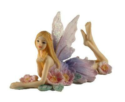 NEW Lilac Glitter Fairy Figurine ALL PRODUCTS