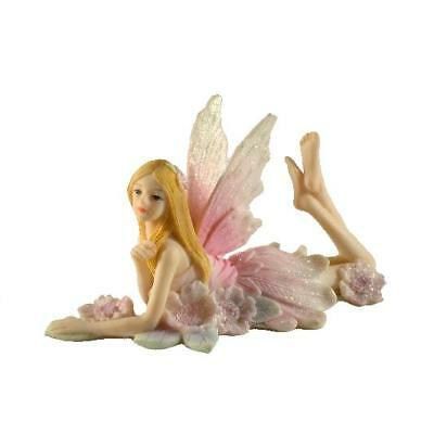 NEW Pink Glitter Fairy Figurine ALL PRODUCTS