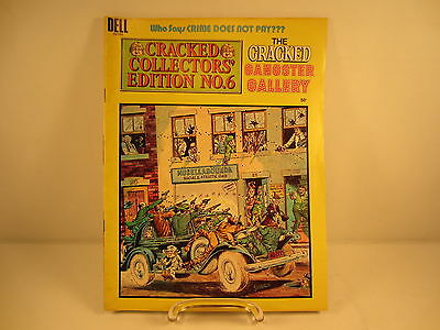 CRACKED MAGAZINE 1974 Collectors Edition Number 6 Issue