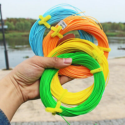 100FT Length Max Fly Fishing Line Forward Floating 4F/5F/6F/7F/8F Fly Fishing