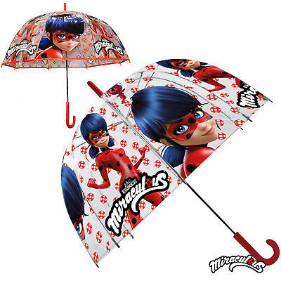 Ladybug Bubble Umbrella Miraculous Ladybug Original Safe High Quality Licensed