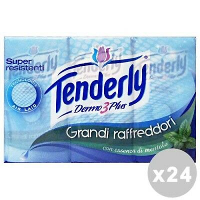 TENDERLY Set 24 Dermo plus 3 tissus * 6 pcs. - Kleenex