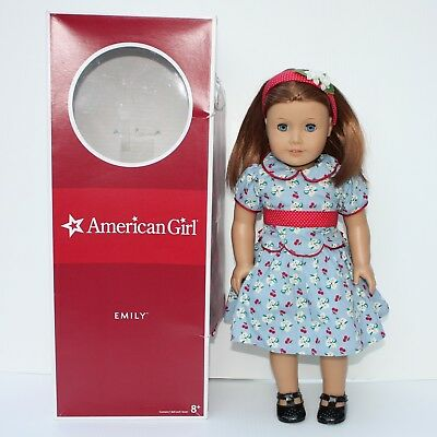 American Girl Emily Doll Molly's Best Friend with Box
