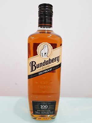 Bundaberg Rum100 Proof 700ml @ 50 % abv