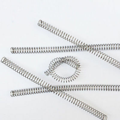 1Pcs 1.5mm WD Compression Spring Stainless Steel Pressure springs 305mm Length