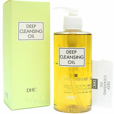 DHC Japan Deep Cleansing Oil (200ml/6.7 fl.oz.) Full Size - Expiry 2020/1