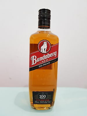 Bundaberg Red 100 Proof 700ml @ 50 % abv