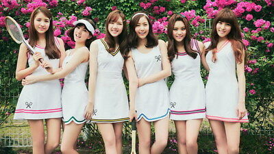 "031 Korean Idol - GFRIEND SoJeong Yuju YeRin Girl Hot Kpop Star 42""x24"" Poster"