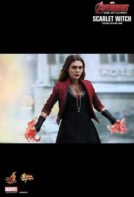Hot Toys 1/6 The Avengers Age of Ultron Scarlet Witch Elizabeth Olsen MMS301