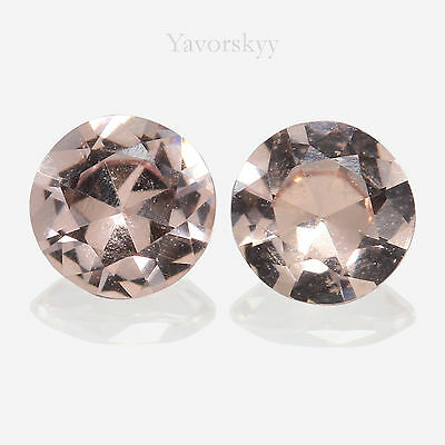 Malaia Garnet Natural Yavorskyy-cut 0.37 ct / 2 pcs