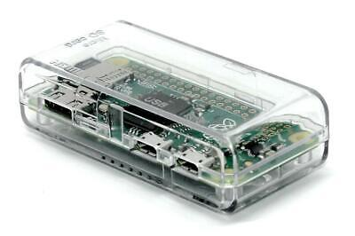 Raspberry Pi Zero  open case  Clear/Transparent  **ACCESS to all Ports **
