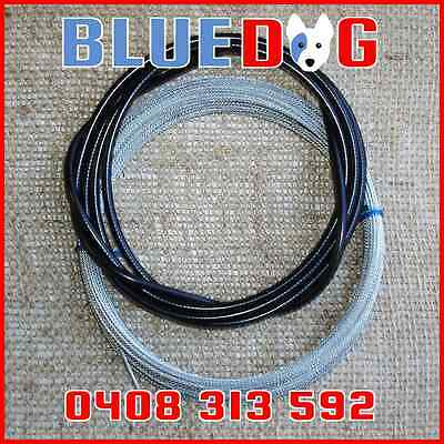 Motorbike Throttle Cable 1.5mm Steel cable And 5mm Nylon lined Out BUY PER METRE