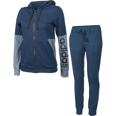 Adidas Marker Hoody Ts Woman Suit Slim Cotton Trainers Sport Bk4683 New