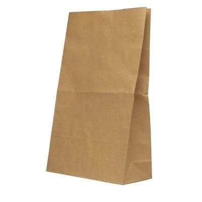 Brown W360xD260xH520mm 12.7kg Paper Bags (Pack of 125) 302172 [DC11593]