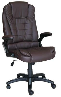 New Premium Delux Designer Reclining Office Computer Study Desk Chair k8901