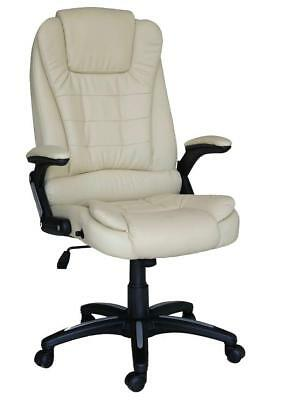 executive office chair high back home study reclining relax computer