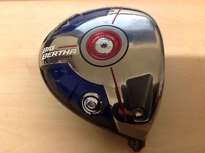 Rare Tour Issue Callaway Big Bertha Alpha Pro 8.5 Head Only