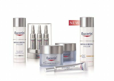 EUCERIN® Hyaluron Filler ALL TYPES - Clinical Advance Anti Age/Wrinkle Solution