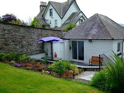 Luxury Holiday Cottage, Gatehouse of Fleet, SW Scotland 7 nights, Sleeps 2 ****