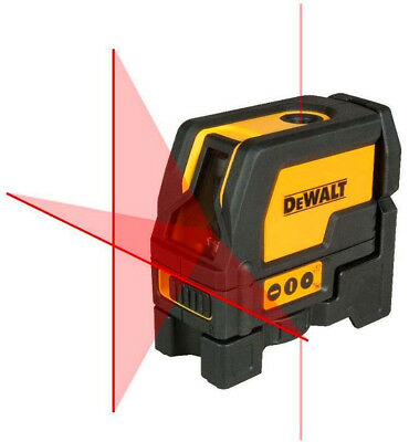 Dewalt Dce088d1g Self Levelling Cross Line Laser Green