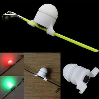 White portable high Quality 2 Size in 1 Clip on Fish fishing Bite Alarm 1/10pc