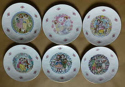 ROYAL DOULTON Valentine's Day Collector Plates (Individually Priced)