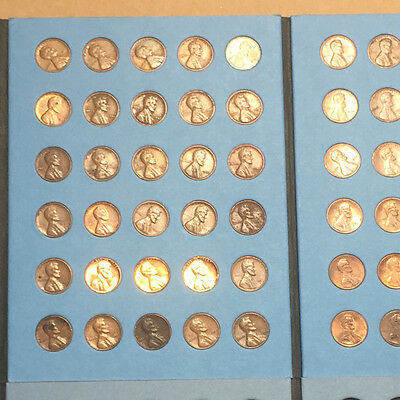 Complete Set of 1909-2017 Cents