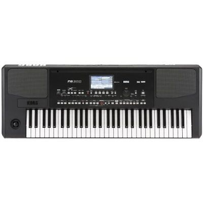 Korg PA300 61 - Key Professional Arrange TouchView Display Japan with Tracking