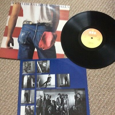 Bruce Springsteen-born In The USA-Album-rock-very limited