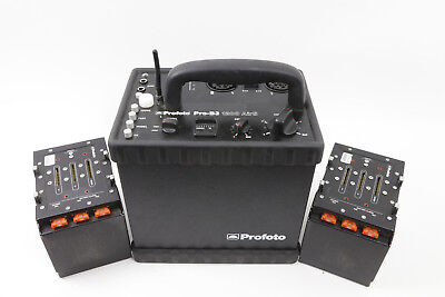 Profoto B3 Battery Flash Power Pack With 2 Batteries