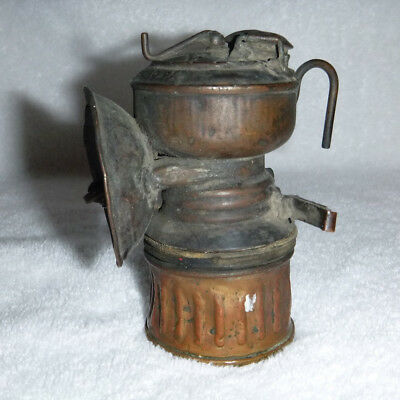 Grier Bros. Miners Carbide Cap Lamp
